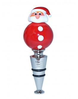 """Пробка для бутылки """"Дед Мороз"""""""