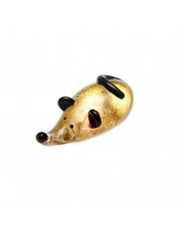 Фигурка Золотая Мышка