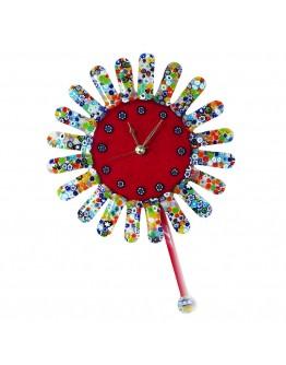Часы настенные Солнце с мурринами