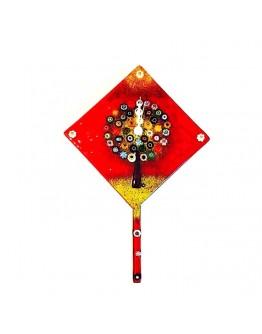 Настенные часы Дерево Жизни с маятником