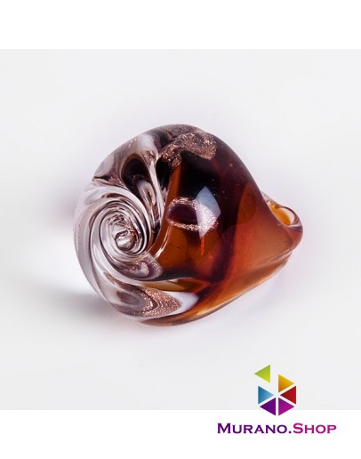 Кольцо Роза Паоло