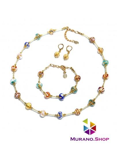 Комплект украшений Multicolore
