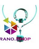 Набор Vento Piazza - колье и браслет на коже